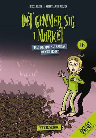 Mikkel Messer: Det gemmer sig i mørket