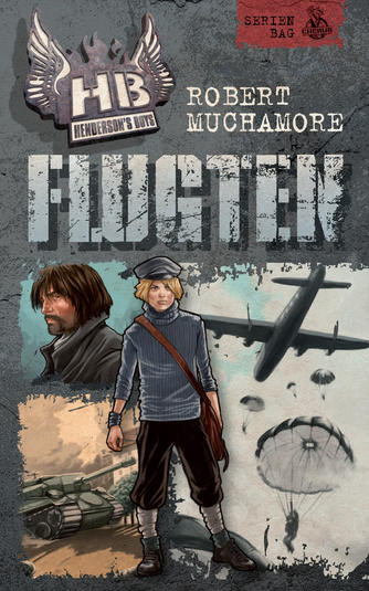 Robert Muchamore: Flugten