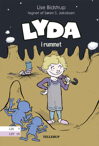 Lise Bidstrup: Lyda i rummet
