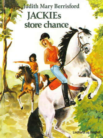 Judith Mary Berrisford: Jackies store chance