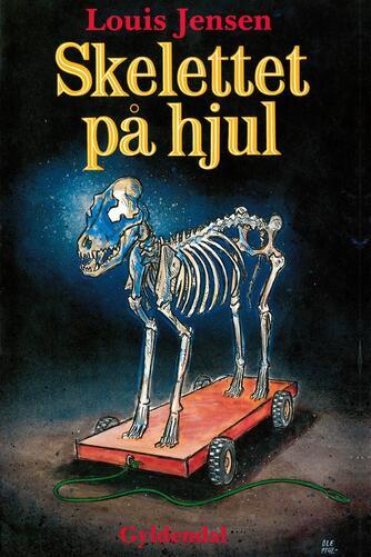 Louis Jensen (f. 1943): Skelettet på hjul