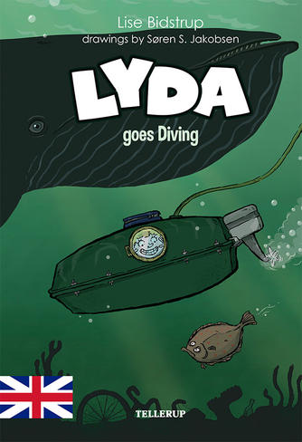 Lise Bidstrup: Lyda goes diving