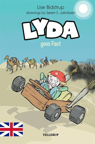 Lise Bidstrup: Lyda goes fast
