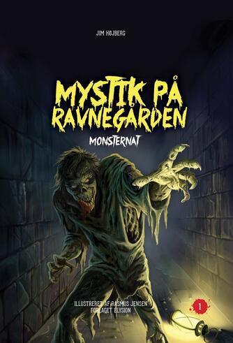 Jim Højberg: Monsternat