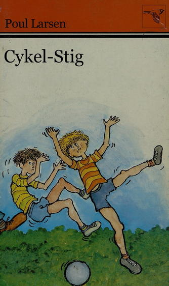 Poul Larsen (f. 1940): Cykel-Stig