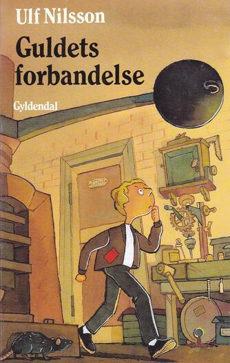 Ulf Nilsson (f. 1948): Guldets forbandelse