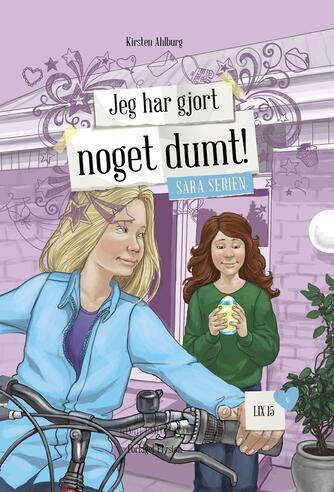 Kirsten Ahlburg: Jeg har gjort noget dumt!