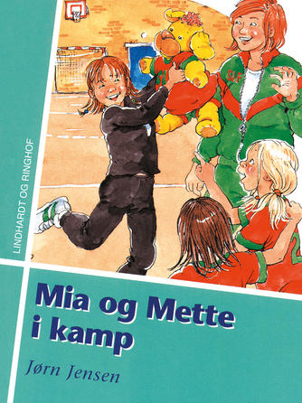 Jørn Jensen (f. 1946): Mia og Mette i kamp