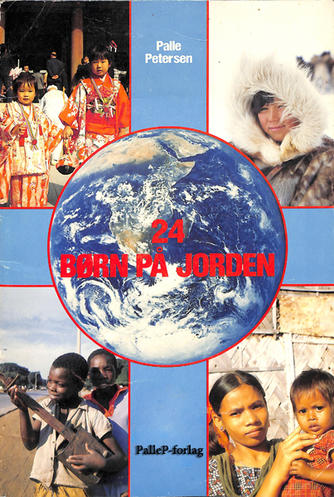 Palle Petersen (f. 1943): 24 børn på jorden