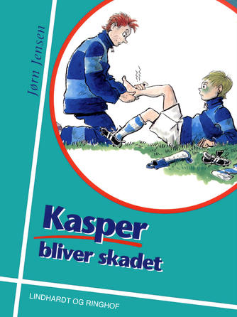 Jørn Jensen (f. 1946): Kasper bliver skadet