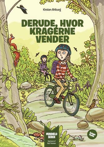 Kirsten Ahlburg, Keld Petersen (f. 1955): Derude, hvor kragerne vender