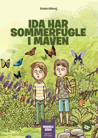 Kirsten Ahlburg, Keld Petersen (f. 1955): Ida har sommerfugle i maven