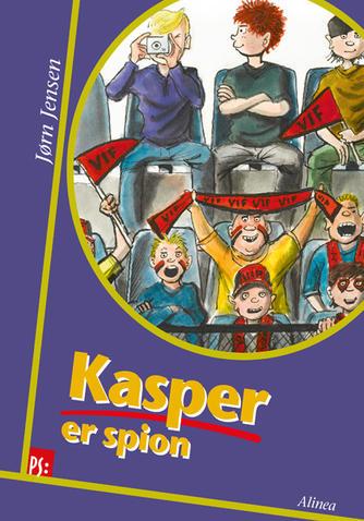 Jørn Jensen (f. 1946): Kasper er spion