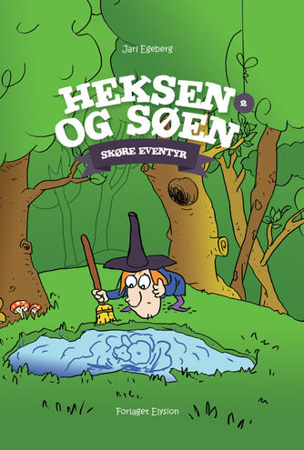 Jarl Egeberg: Heksen og søen