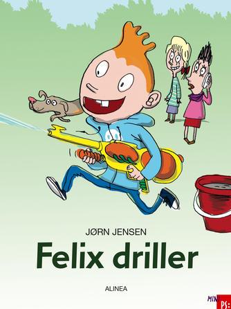 Jørn Jensen (f. 1946): Felix driller
