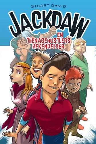 Stuart David (f. 1969): Jackdaw : en teenagehustlers bekendelser