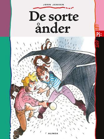 Jørn Jensen (f. 1946): De sorte ånder
