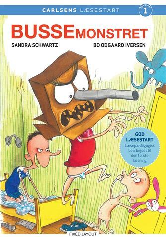 Sandra Schwartz: Bussemonstret