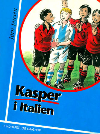Jørn Jensen (f. 1946): Kasper i Italien