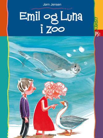 Jørn Jensen (f. 1946): Emil og Luna i zoo