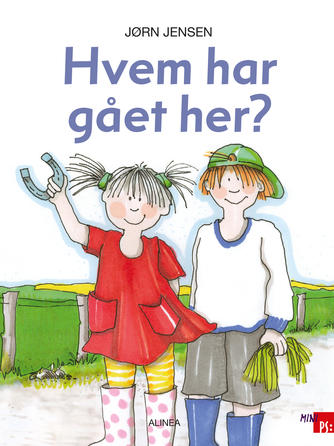 Jørn Jensen (f. 1946): Hvem har gået her?