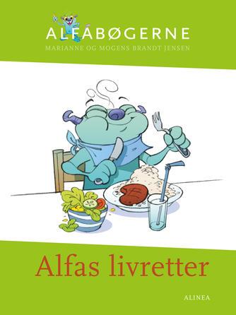 Marianne Brandt Jensen: Alfas livretter