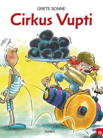 Grete Sonne (f. 1948): Cirkus Vupti