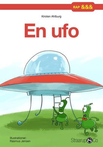 Kirsten Ahlburg: En ufo