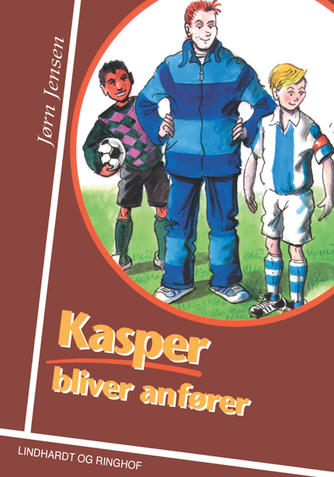 Jørn Jensen (f. 1946): Kasper bliver anfører