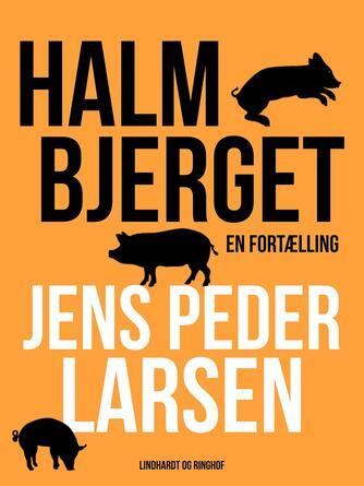 Jens Peder Larsen (f. 1952): Halmbjerget : en fortælling
