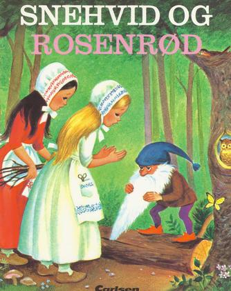 : Snehvid og Rosenrød (Ill. Marjorie Cooper)