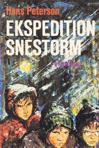Hans Peterson: Ekspedition Snestorm