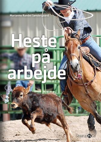 Marianne Randel Søndergaard: Heste på arbejde