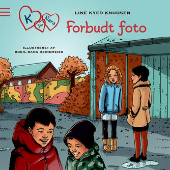 Line Kyed Knudsen: Forbudt foto