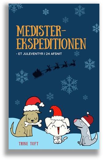 Trine Toft: Medister-ekspeditionen : et juleeventyr i 24 afsnit