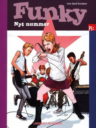 Line Kyed Knudsen: Funky - nyt nummer