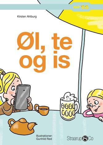 Kirsten Ahlburg: Øl, te og is
