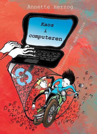Annette Herzog: Kaos i computeren