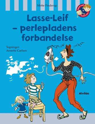 Mette Finderup: Lasse-Leif - perlepladens forbandelse