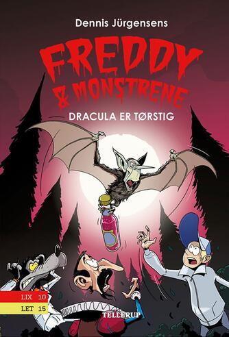 Jesper W. Lindberg: Dracula er tørstig