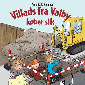 Anne Sofie Hammer (f. 1972-02-05): Villads fra Valby køber slik