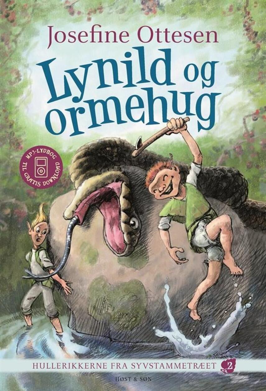 Josefine Ottesen: Lynild og ormehug