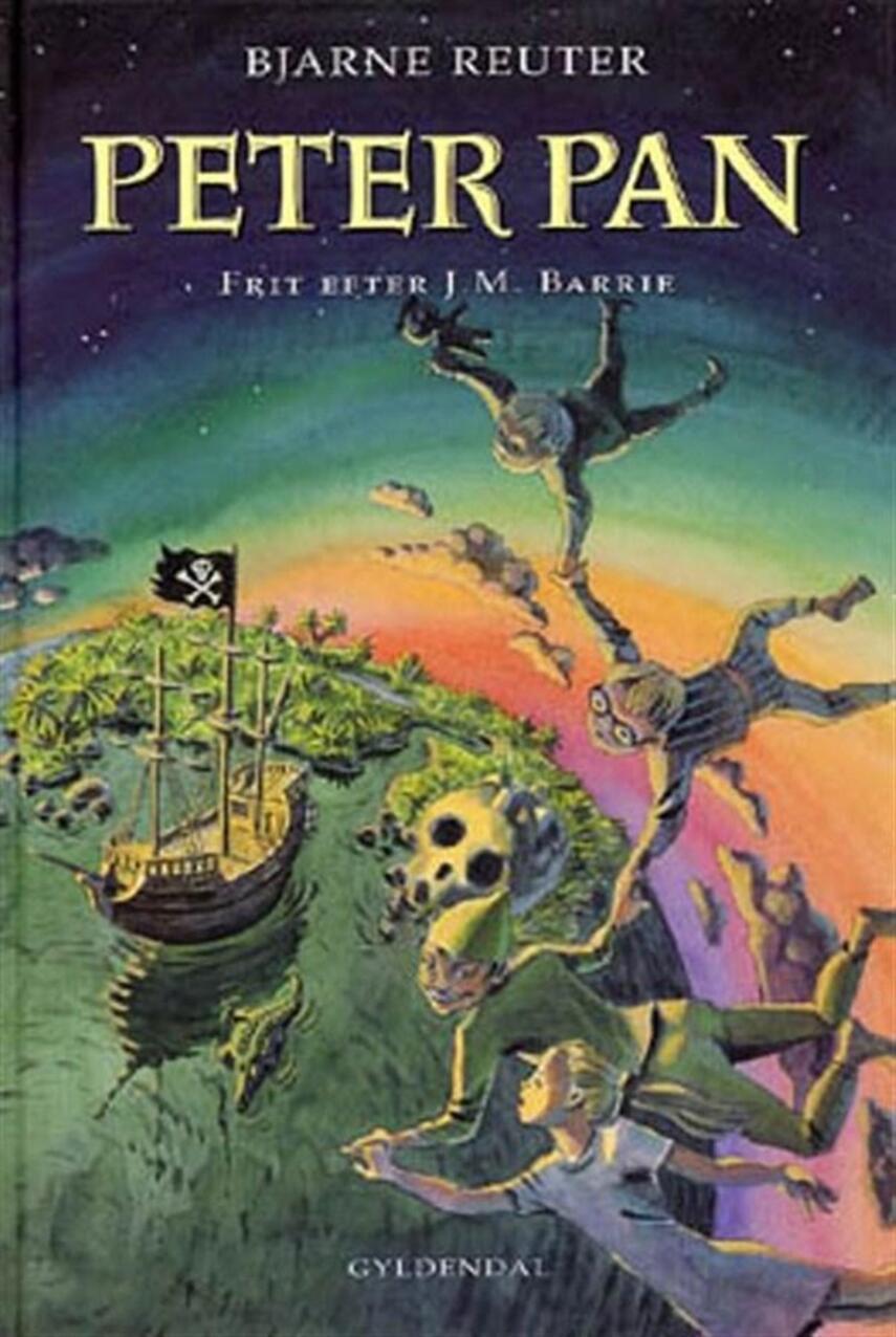 Bjarne Reuter: Peter Pan