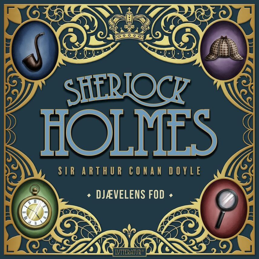 A. Conan Doyle: Djævelens fod og andre noveller