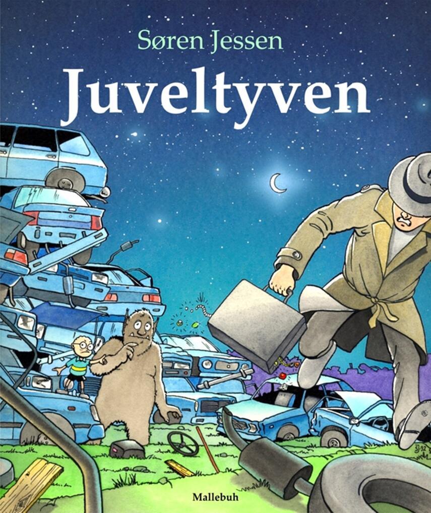 Søren Jessen (f. 1963): Juveltyven