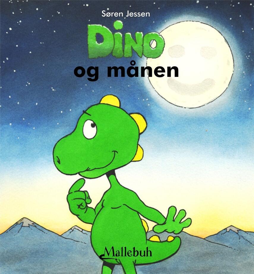 Søren Jessen (f. 1963): Dino og månen