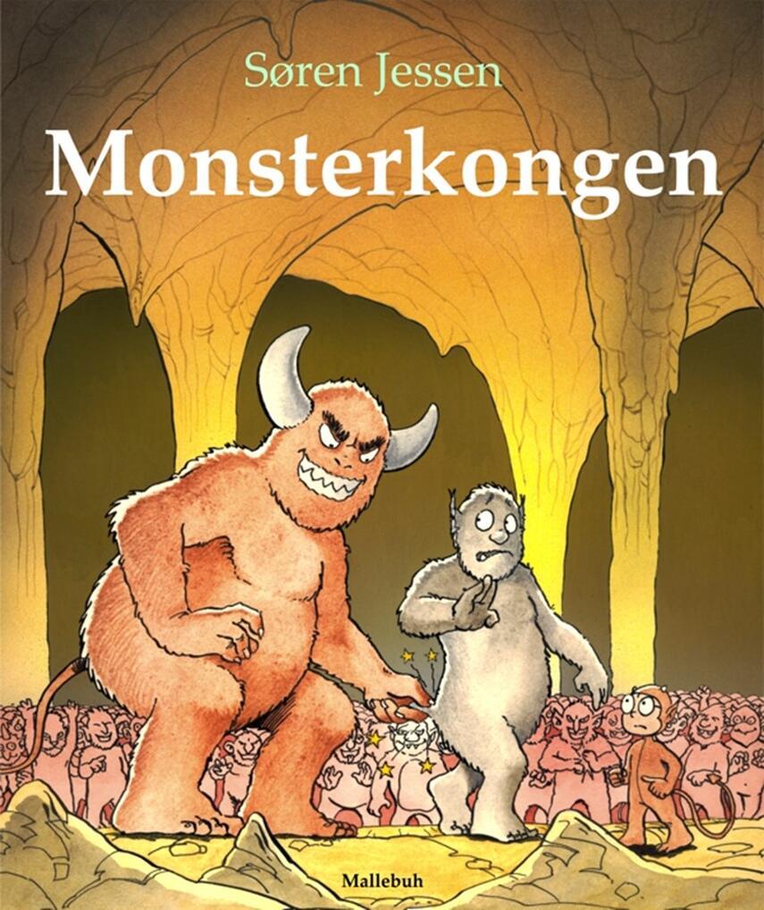 Søren Jessen (f. 1963): Monsterkongen