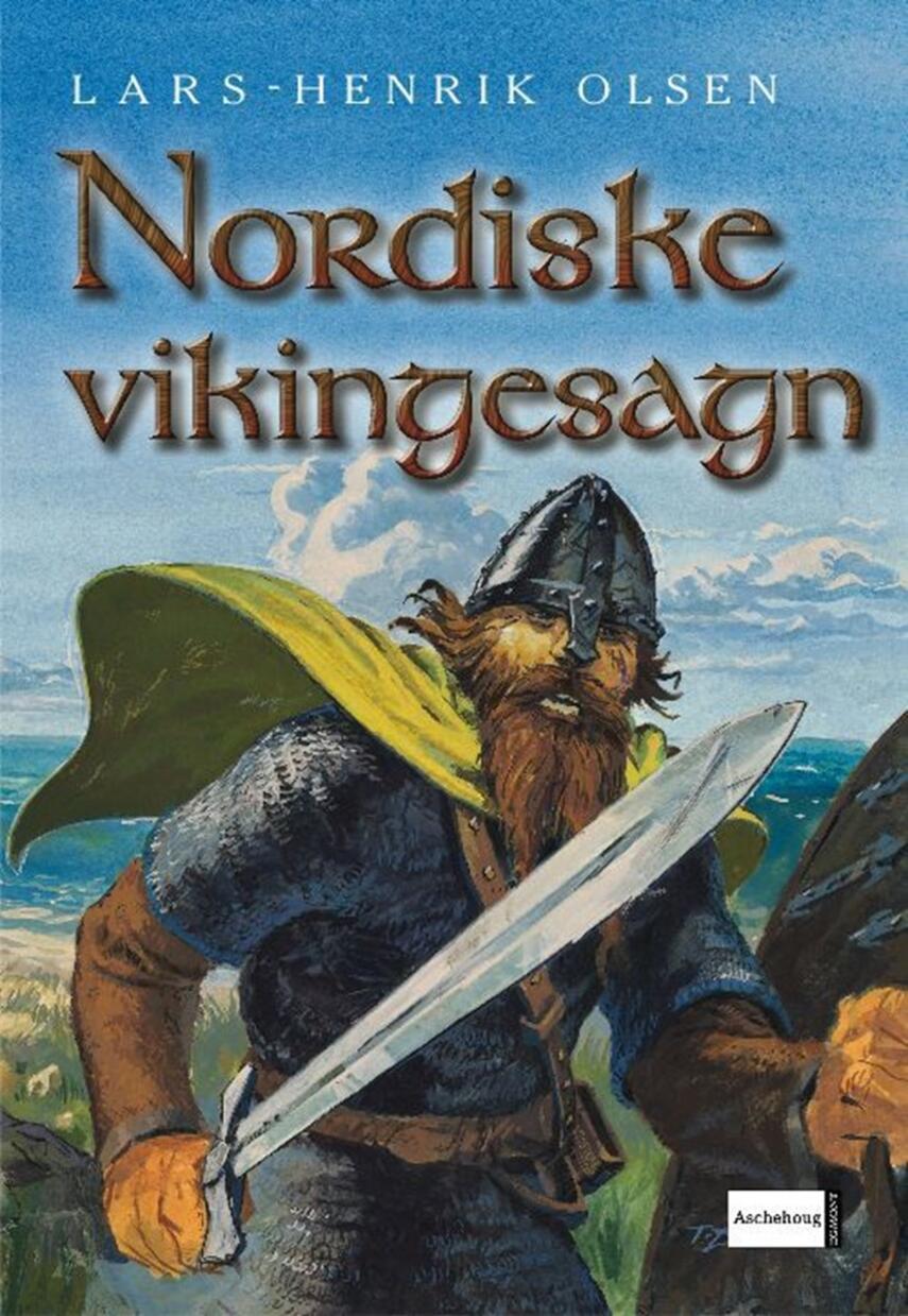 Lars-Henrik Olsen (f. 1946): Nordiske vikingesagn