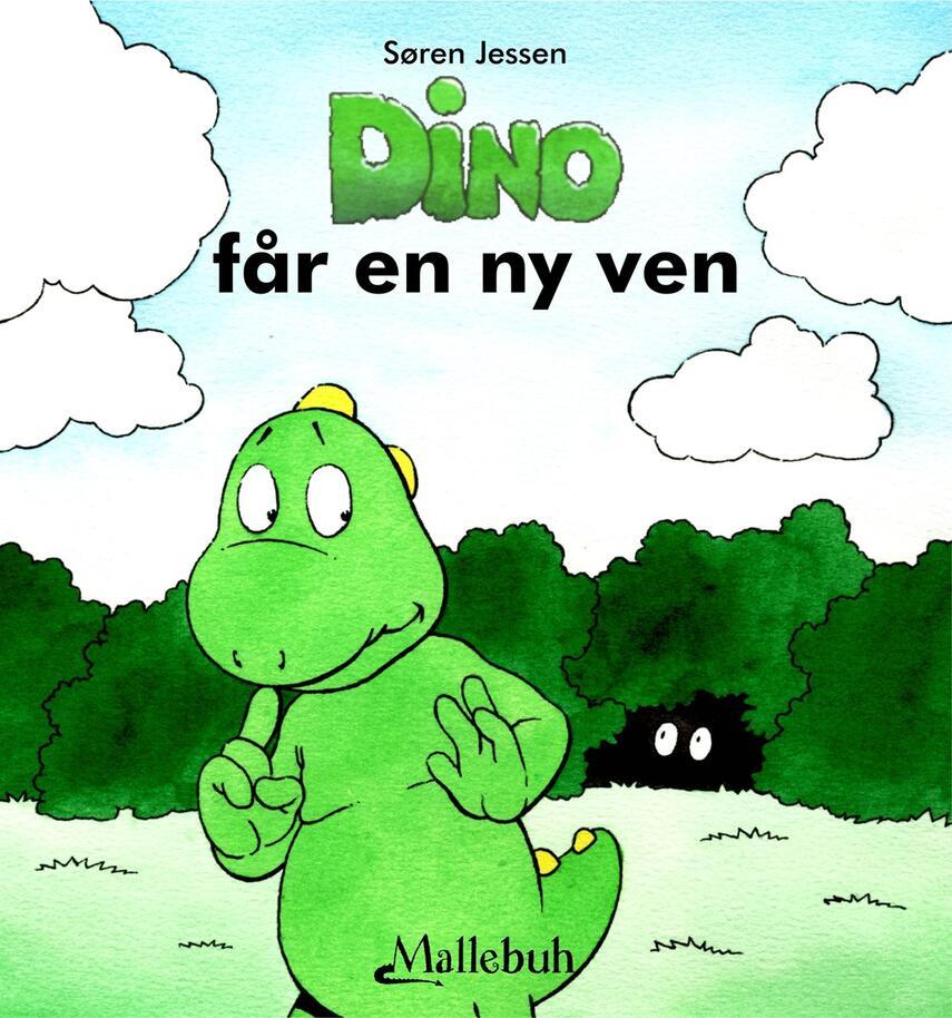 Søren Jessen (f. 1963): Dino får en ny ven