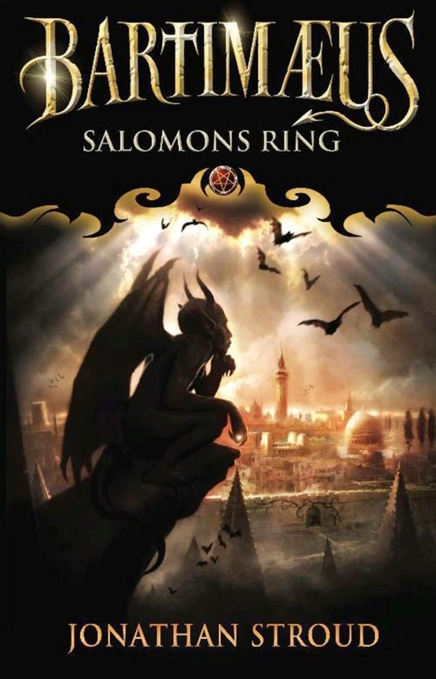 Jonathan Stroud: Salomons ring